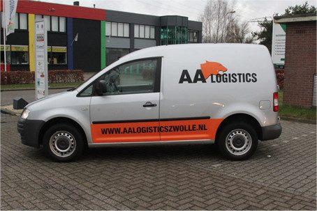 AA transport Zwolle