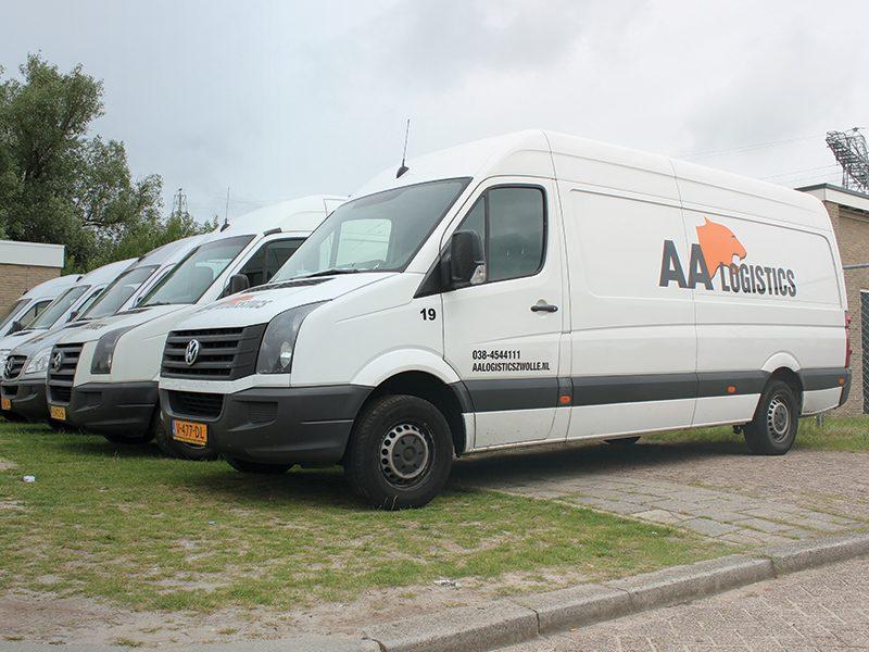 Koeriersbedrijf Zwolle